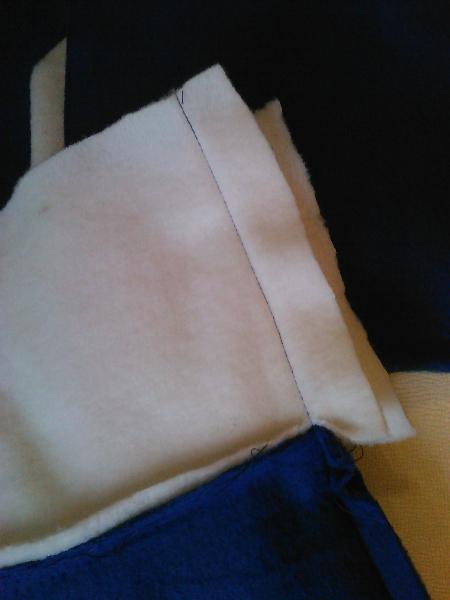 stocking-seam